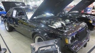 1987 Buick GNX At 2014 MegaSpeed Car Show