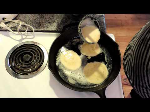 Gluten Free Banana Pancakes!