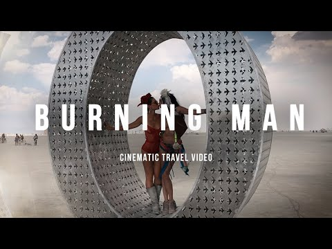 Burning Man 2017 | My After Movie | Shot on iPhone | GoPro (HD / 1080p)