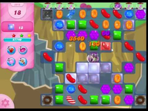 Candy Crush Saga Level 2915 NO BOOSTERS (third version)