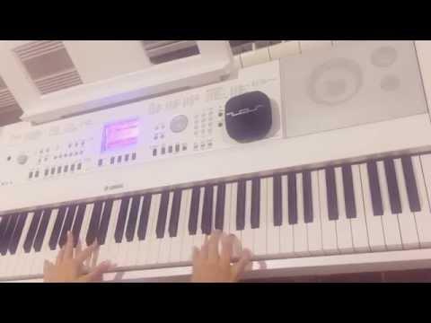 Elissa Aa Bali Habibi Piano Cover