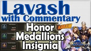 ➜ Wartune GUIDE Medallions Honor Insignia Legendary Gear Tips and Advice