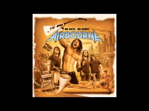 My Top 15 Airbourne Songs