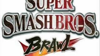 Super Smash Bros Brawl-Final Destination FULL SONG