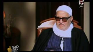 الشخص الذي كشف عن رأس الحسين .. يتحدث لاول مره في هو ده