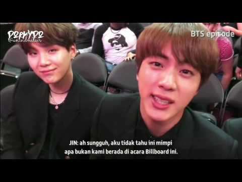 [INDO SUB] 170530 [Episode] 방탄소년단(BTS) @ Billboard Music Awards 2017