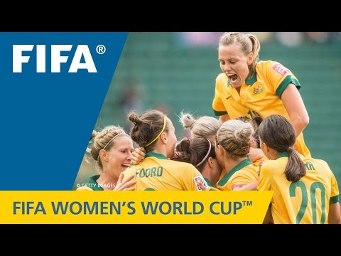 HIGHLIGHTS: Australia v. Sweden - FIFA Women's World Cup 2015