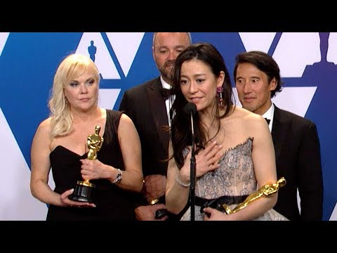 Oscars 2019: Free Solo Wins Best Documentary Feature (FULL INTERVIEW)
