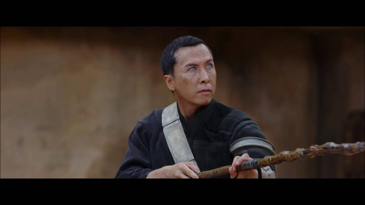 Image result for donnie yen rogue one