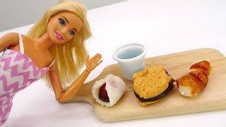 Готовим с Барби японский обед - Кулинарный мастер-класс