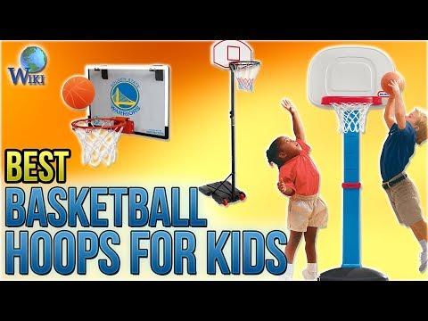 8 Best Basketball Hoops For Kids 2018