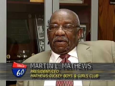 Going Like 60: Martin Luther Mathews