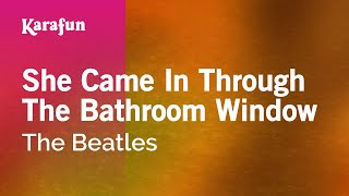 beatles  she came in through bathroom window tabs  az chords, Bathroom decor