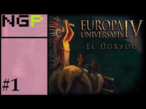 Europa Universalis 4: El Dorado- Inca #1  