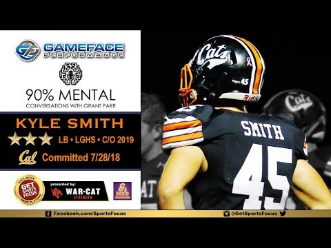 National Recruit And Cal Football Commit Kyle Smith Lb Los Gatos