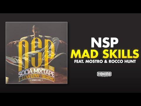 J & LOWLOW - 17 - MAD SKILLS [ feat. MOSTRO & ROCCO HUNT ]
