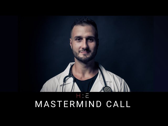 Health Evolved Academy Mastermind Call 22nd July 2020