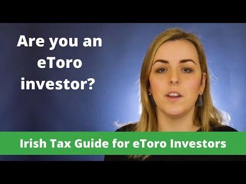 An Irish Tax Guide for eToro Investors