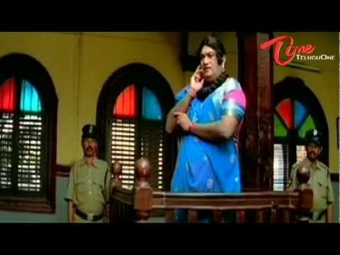 Jayaprakash Reddy As Hijra - Telugu Comedy - NavvulaTV