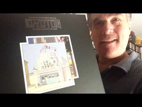 #vinyl Unboxing: Led Zeppelin - The Song Remains The Same Box Set