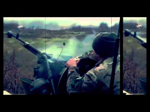 No One But Us, by TARTAK. Dedicated to defenders of Donetsk airport.