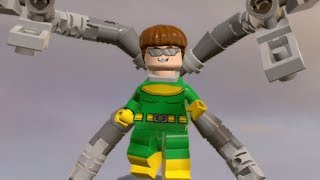 LEGO Marvel Super Heroes 2 - Doctor Octopus - Open World Free Roam Gameplay (PC HD) [1080p60FPS]