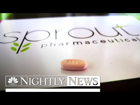 Female Libido Pill Scores Major Victory With FDA Panel | NBC Nightly News
