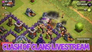 Clash of Clans   Livestream Reminder   Riesen Gamefaile
