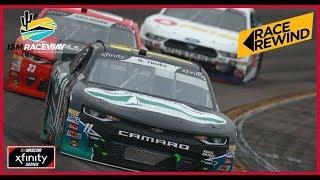 Xfinity Series: Ism Raceway In 15 Minutes