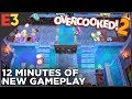 Overcooked 2 —NEW GAMEPLAY!   Polygon @ E3 2018