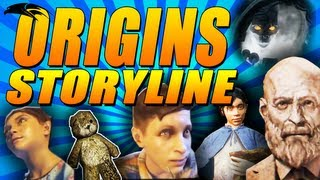 Black Ops 2 Zombies: Origins Storyline - Richtofen, Samantha, Maxis and Origins Easter Egg