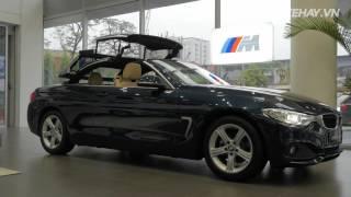 [XEHAY.VN] Chi tiết BMW 420i Cabriolet giá 2,7 tỷ đồng