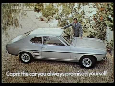 Ford Capri Documentary - The Car is the Star Part 1