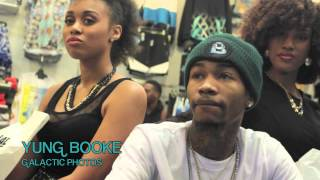 NEW HUSTLE GANG YUNG BOOKE INTERVIEW 2015 DISCUSSES BEEF, T.I., THOTS, & MORE