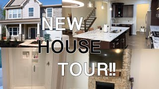 NEW House Tour 2020  Semi Furnished   New Build