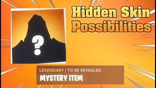 NEW ROAD TRIP SKIN IDENTITY POSSIBILITIES! Fortnite Season 5 Mystery Skin Theory Discussion