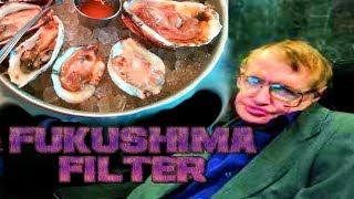 Stephen Hawking Fukushima Death? Oysters His Favorite Food Filters Ocean
