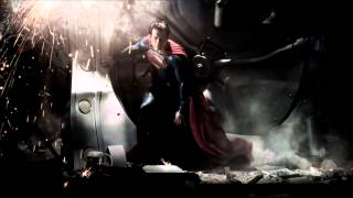 Man of Steel Trailer Song - The Bridge of Khazad Dum
