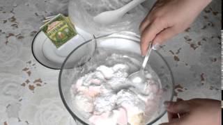 Как сделать мастику из МАРШМЕЛЛОУ marshmallow(Как сделать мастику из МАРШМЕЛЛОУ воздушного зефира приготовление мастика из маршмеллоу рецепт мастики..., 2014-11-14T13:33:55.000Z)
