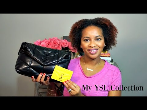 My YSL Collection | 12 Days of Vlogmas #9