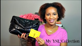 My YSL Collection  12 Days of Vlogmas 9