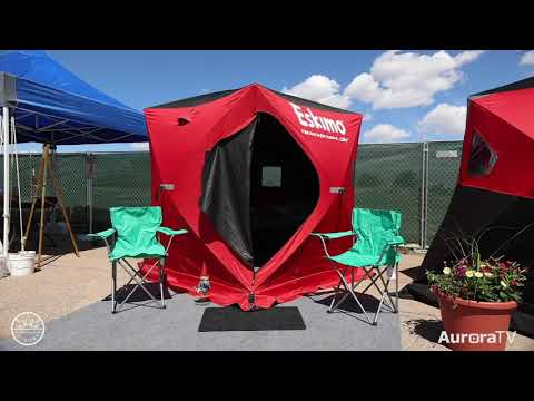 AuroraTV coverage of the Alternative Shelter Options Open House