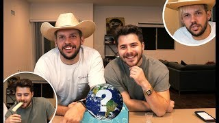 Americans Trying Foreign Snacks  Heath Hussar  Dominic DeAngelis