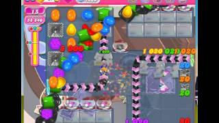 candy crush saga level 1469 no booster 3 stelle
