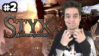 DIT IS NIET GOED! - Styx #2 (Walkthrough/Playthrough/Let