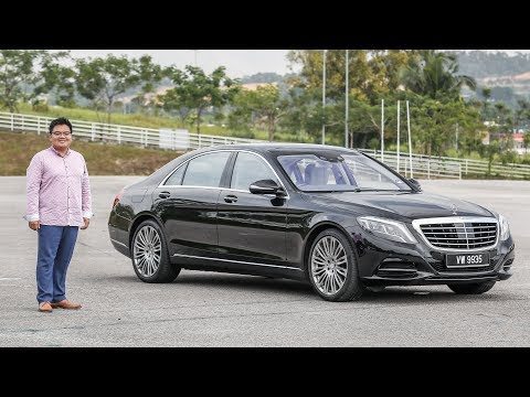 W222 Mercedes-Benz S400h Malaysian review – RM599k