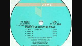 MORE JIVE RHYTHM TRAX - 112 BPM - NEXT PHASE