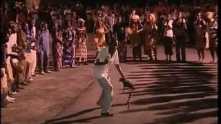 dance et culture du Sud Est du Gabon