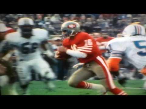 Super Bowl XIX: San Francisco 49ers vs. Miami Dolphins (1985)