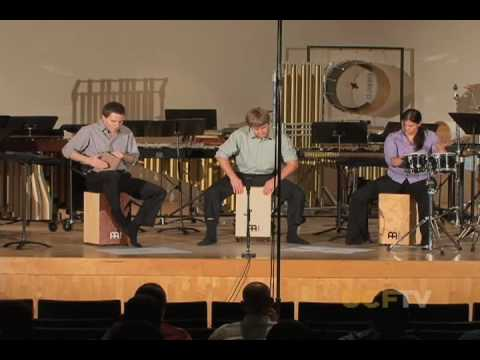 UCF Performs - Fall 2009 Percussion Ensemble Concert